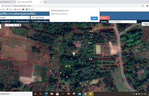 ขายที่ดินสวนผสม เมืองปราจีนบุรี ราคาไร่ละ 700,000 บาท ยกแปลง 2,000,000 บาท