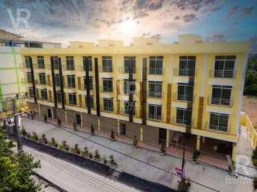 VR Global Property ขายอาคารพาณิชย์ 4 ชั้น ปทุมธานี โครงการชัชวาล รังสิตคลอง 1 บนทำเลค้าขาย สร้างเสร็จแล้วพร้อมเข้าอยู่